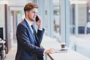 Gestatten Verkäufer: Karrieresprungbrett Vertrieb