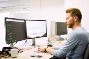Sind Sie Programmierer oder Software-Entwickler?
