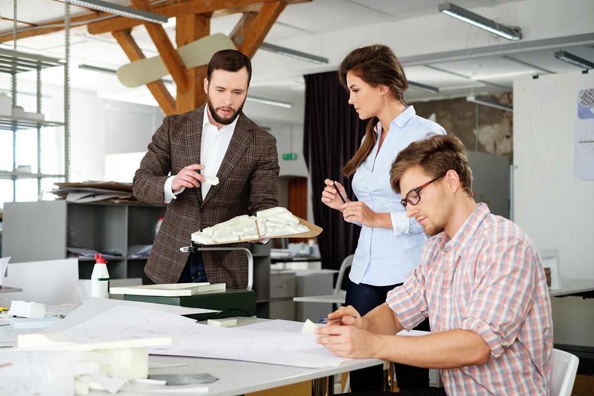 Architekt Ausbildung