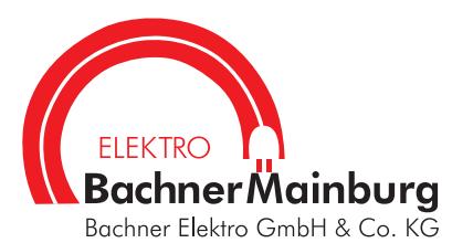 Bachner Elektro GmbH & Co. KG