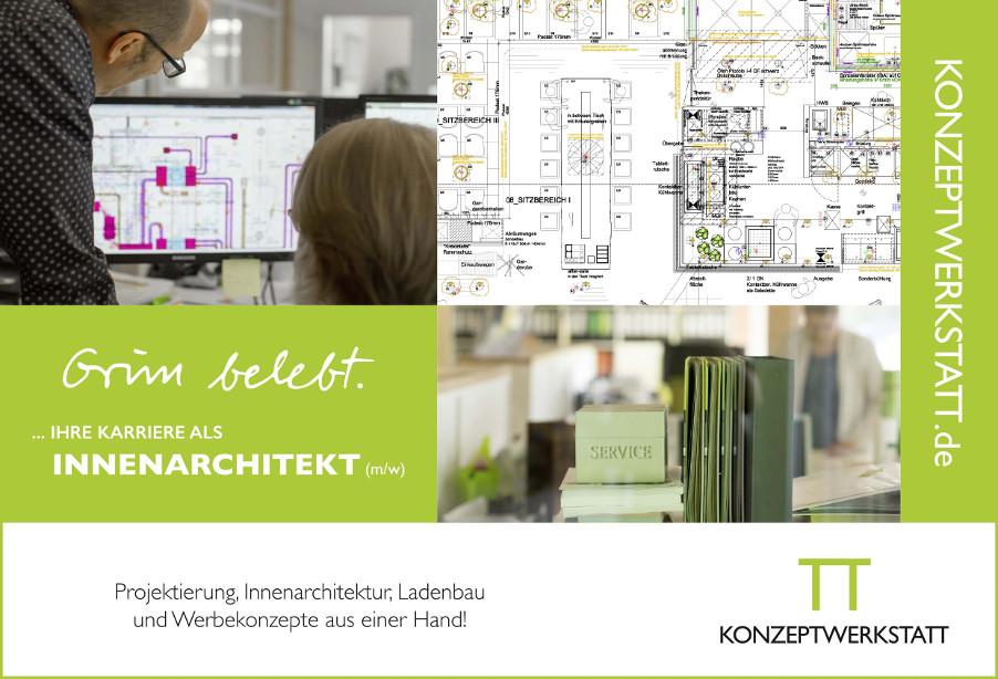 Innenarchitektur Osnabrück Studium stellenangebot innenarchitekt raumgestalter designer m w