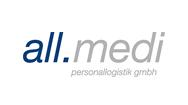 all.medi Personallogistik GmbH Heidelberg