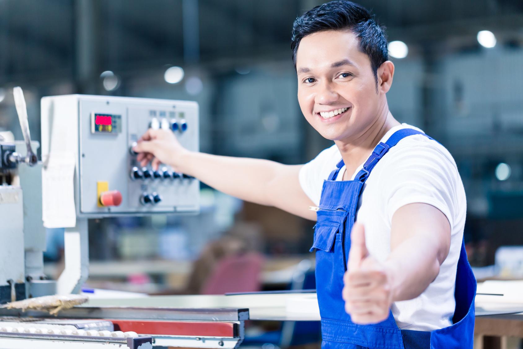 CNC Maschinenbediener und –einrichter (m/w/d)
