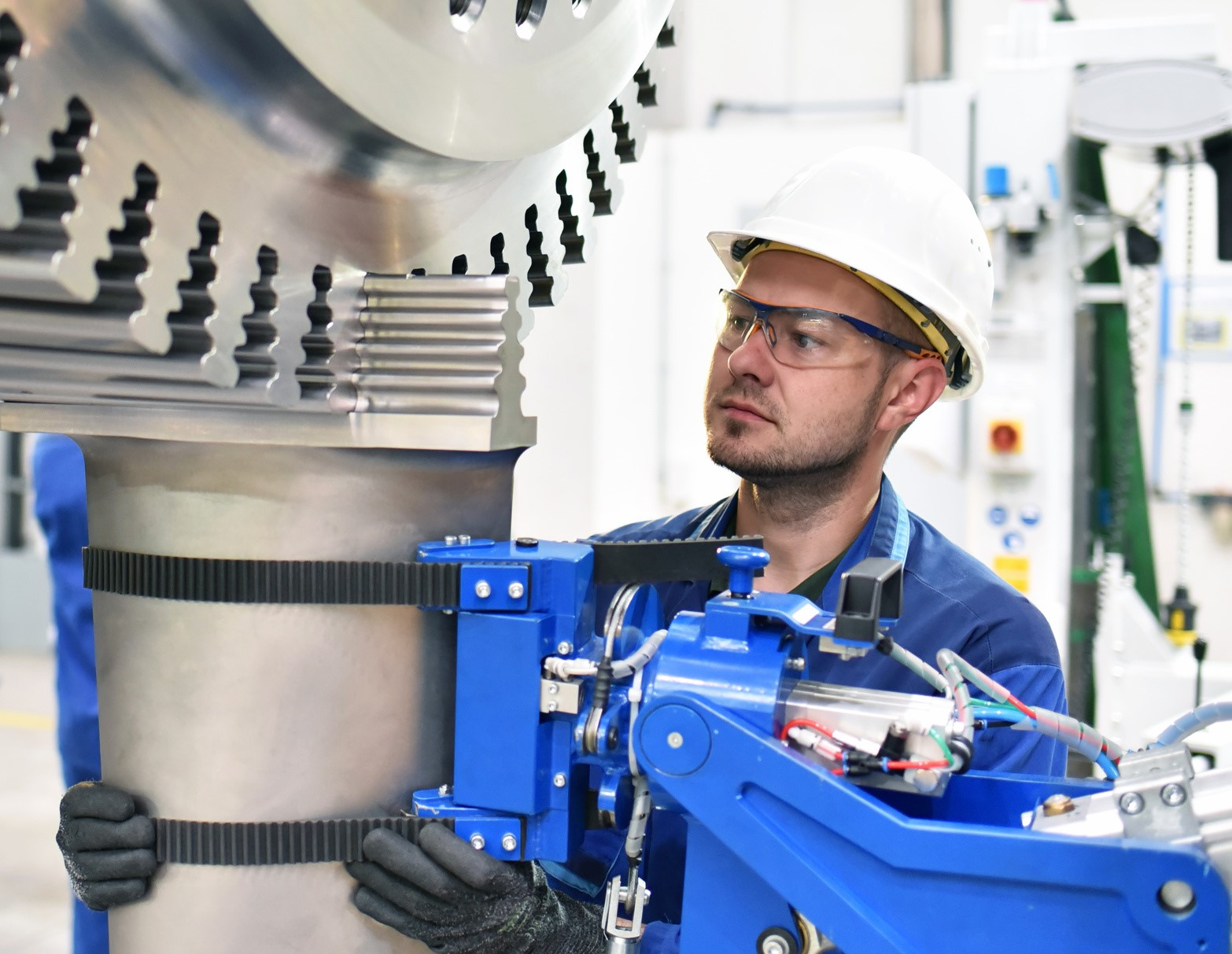 Produktionsmitarbeiter (m/w/d) Instandhaltung